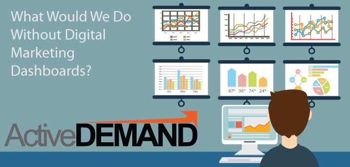 Digital Marketing Dashboards