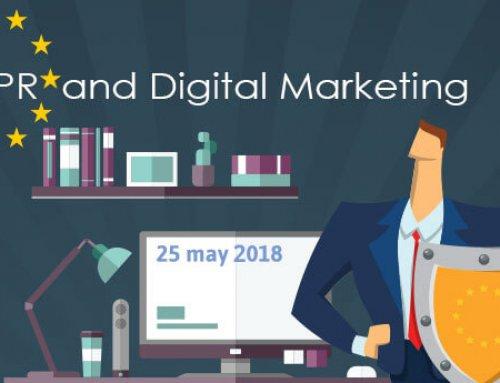 GDPR and Digital Marketing