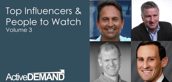 Top Influencers & People to Watch – Volume 9