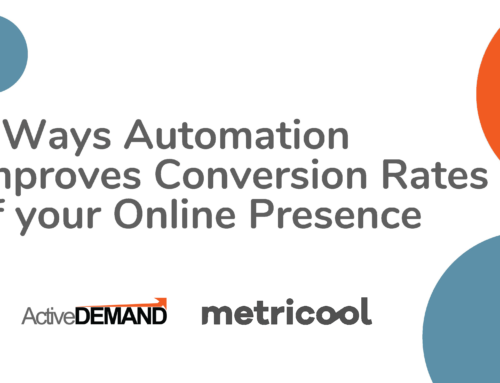 5 Ways Automation Improves Conversion Rates of your Online Presence