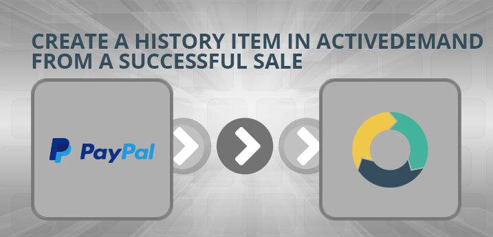 PayPal Sale