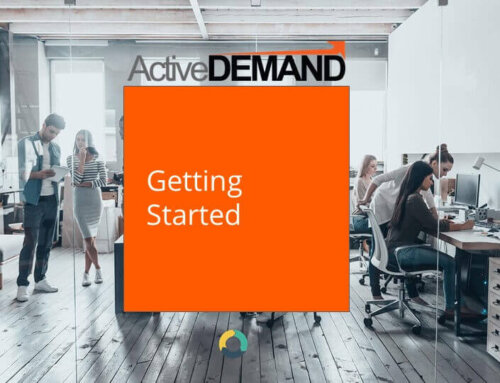 CEO Chat – Getting Started with ActiveDEMAND