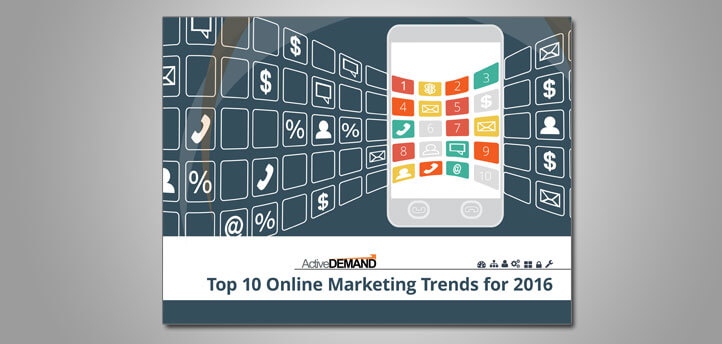 Top 10 Online Marketing Trends for 2016