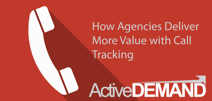 Value with Call Tracking