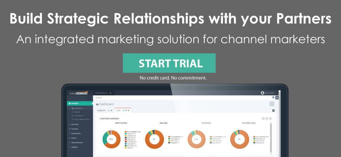 Channel Marketing Software