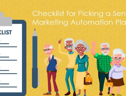 Checklist for Picking a Senior Living Marketing Automation Platform