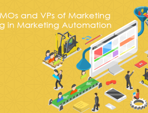 More CMOs and VPs of Marketing Investing in Marketing Automation