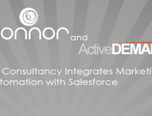HR Consultancy Integrates Marketing Automation with Salesforce