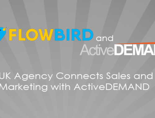 UK Agency Connects Sales and Marketing with ActiveDEMAND