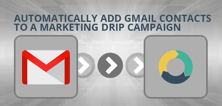 Automatically add Gmail Contacts to a Drip Campaign