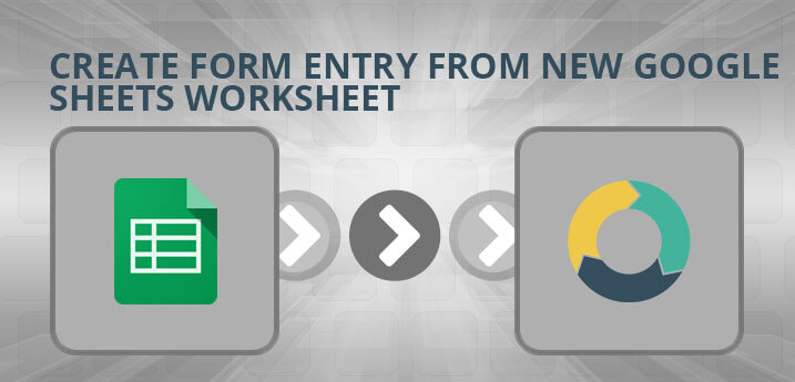 Create a Form Entry