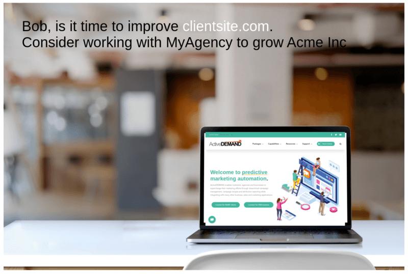 dynamic website images