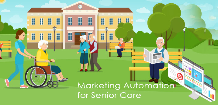 marketing automation for senior care