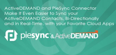 Activedemand and Piesync