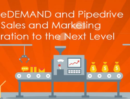 ActiveDEMAND and Pipedrive: Sales and Marketing Integration that Go Together Like Milk and Cookies