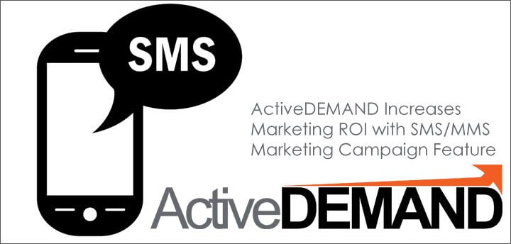 SMS/MMS Marketing Campaign