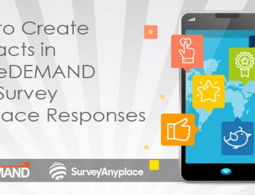 How to connect ActiveDEMAND to Survey Anyplace